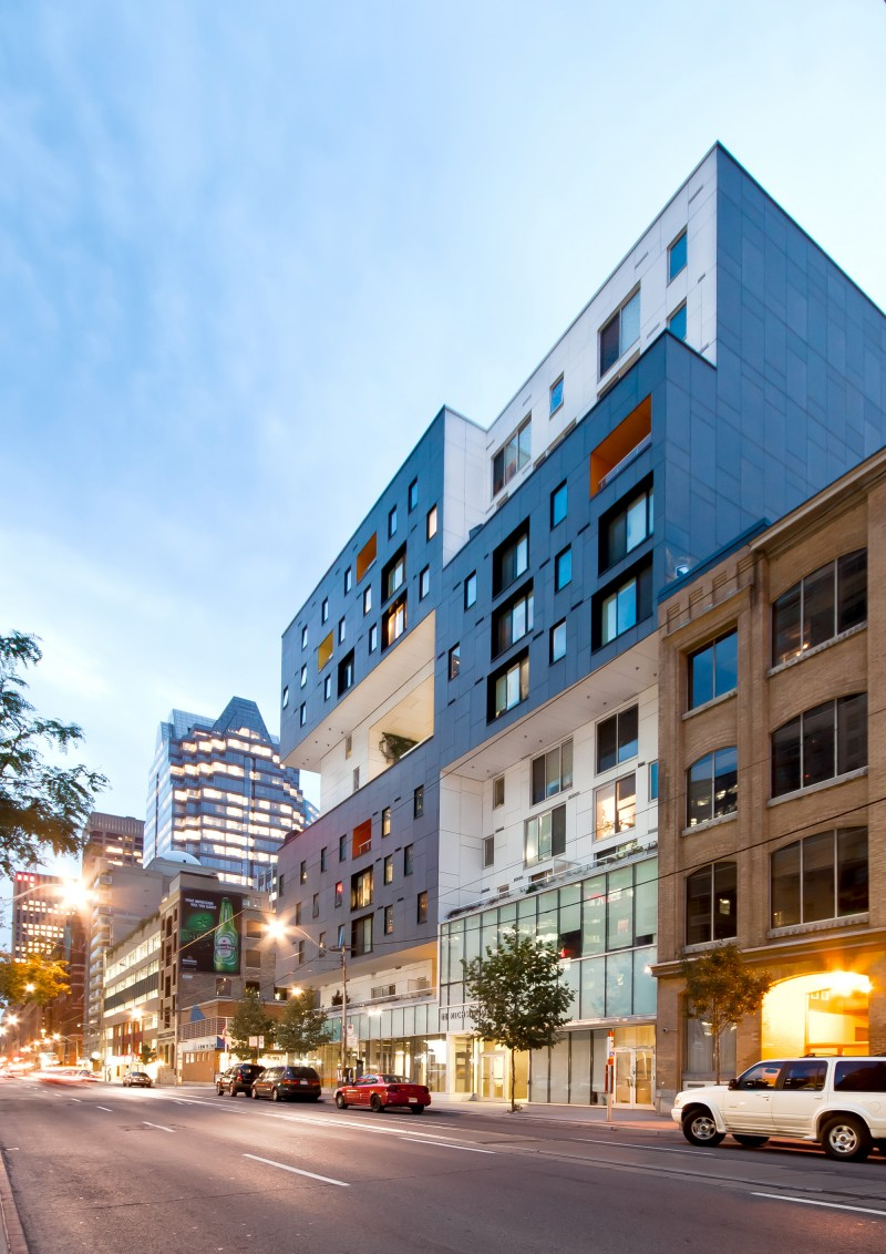 60 Richmond Street East Housing Development Wins ArchDaily Building of the Year