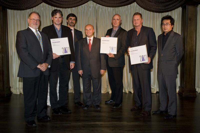 Sherbourne Common Pavilion wins Toronto Urban Design Honourable Mention