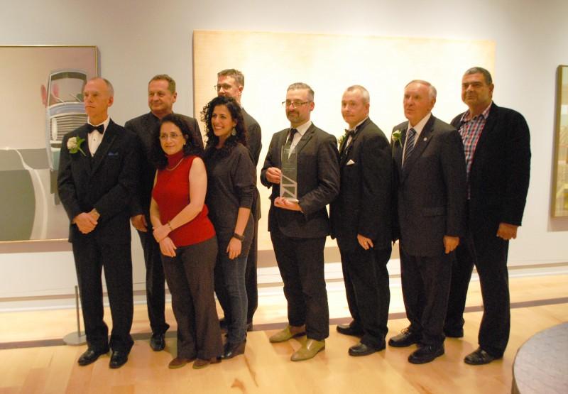 Teeple wins an Oshawa Urban Design Award