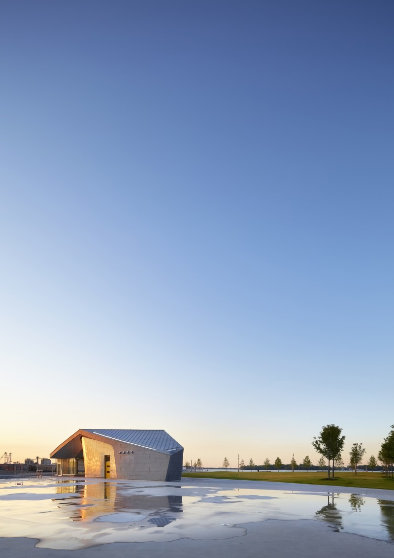 Sherbourne Common Pavilion is LEED Gold Certified!