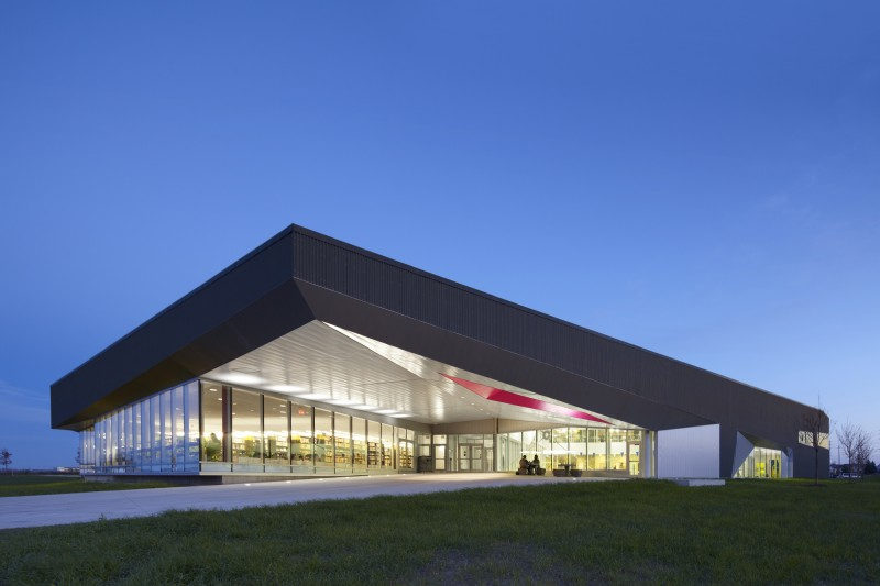Teeple Architects win a 2013 Ontario Library Association Award