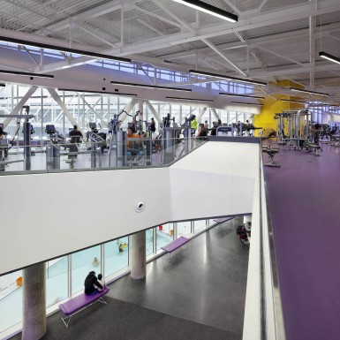 Clareview Community Recreation Centre Amp Branch Library