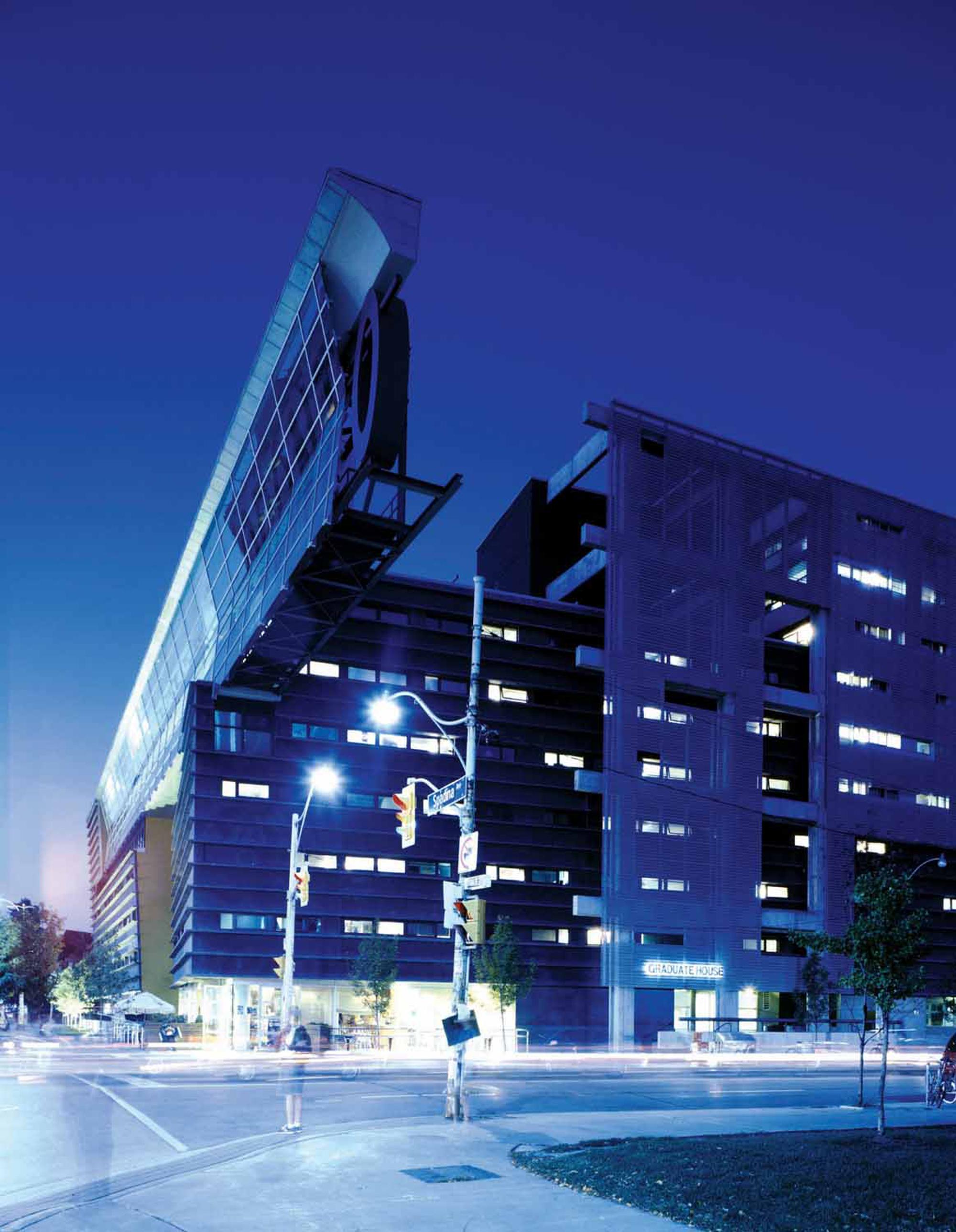 University Of Toronto Graduate House Teeple Architects