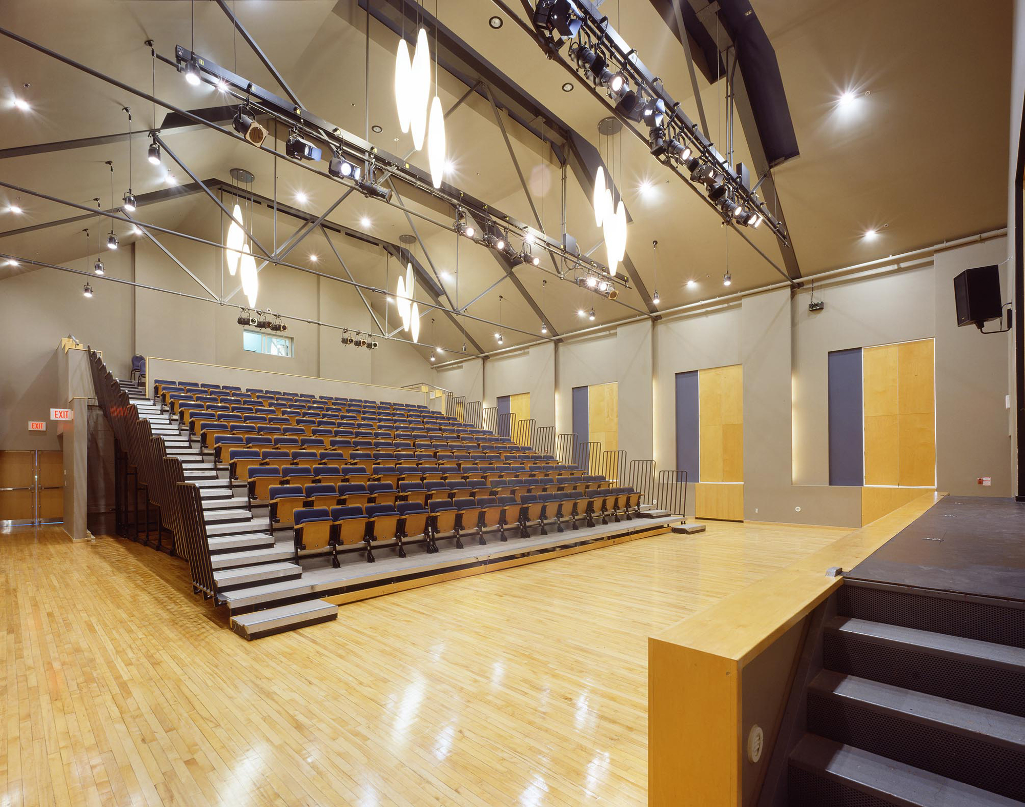 Lakeshore Assembly Hall Teeple Architects