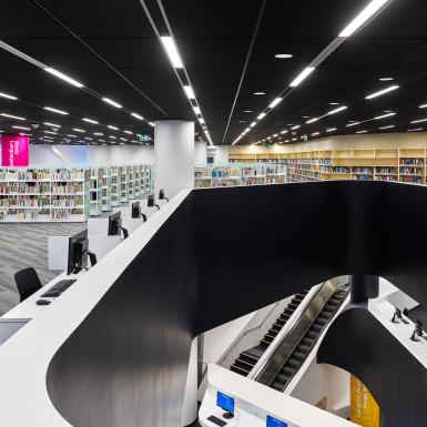 Stanley Milner Library