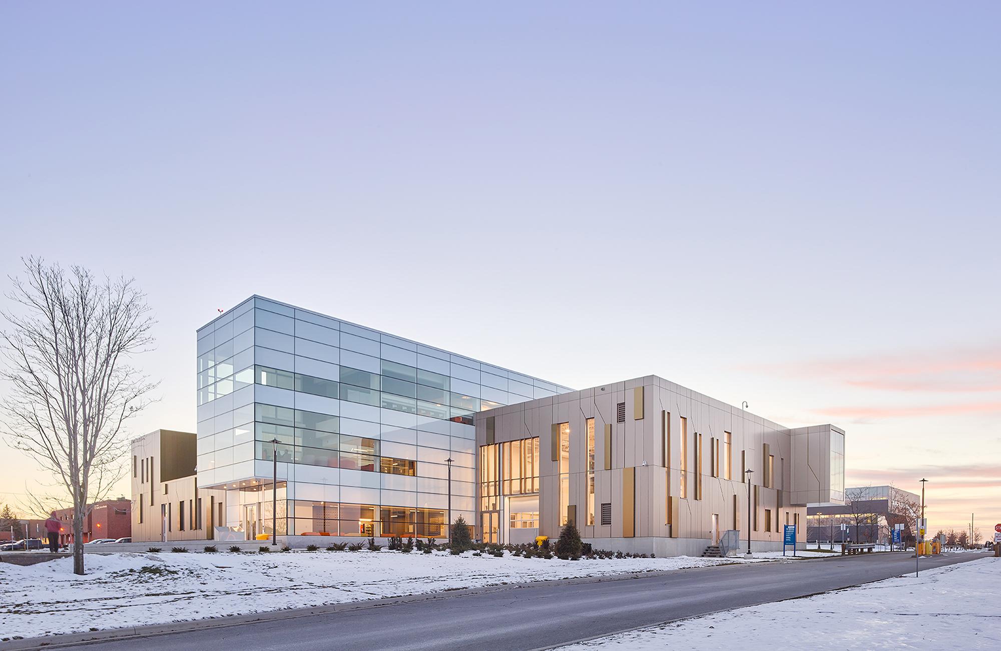 Georgian College Peter B Moore Advanced Technology Centre
