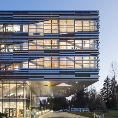 Langara Science and Student Services / Teeple Architects / Proscenium Architects