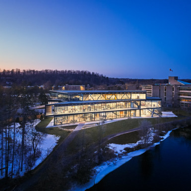 Trent University Student Services / Teeple Architects