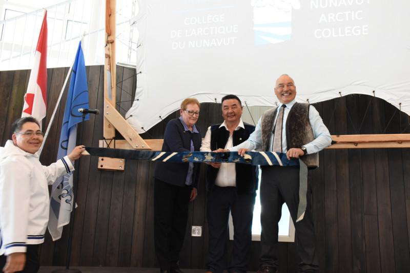 Nunavut Arctic College Celebrates Nunatta Campus Expansion Grand Opening