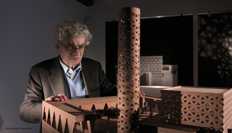 Stephen Teeple to participate in a panel at Toronto Architecture & Design Film Festival