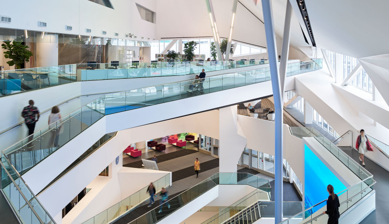 Edmonton Public Library Celebrates Opening of the Stanley A. Milner Library