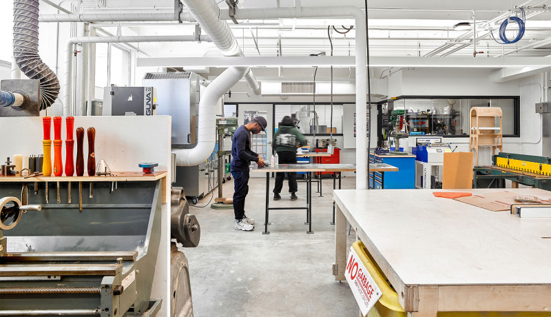 OCAD University celebrates grand opening of new Fabrication Centre