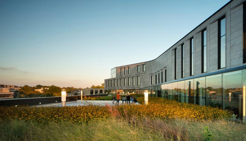 Morgan State University's Calvin & Tina Tyler Hall Receives LEED-NC Gold-level Certification