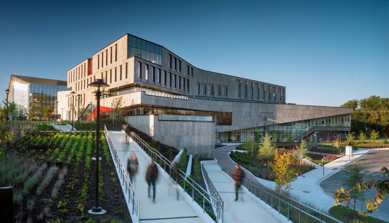 Morgan State University's Calvin & Tina Tyler Hall Receives 2021 SCUP Excellence Award!